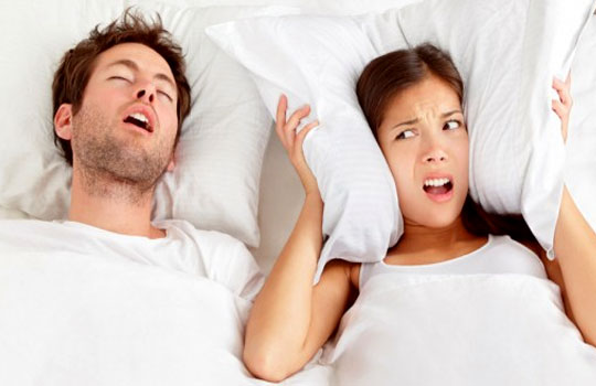snoring home remedies main